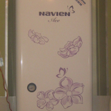 Отзыв о Navien Ace Atmo -13 — шикарный газовый котел в квартиру